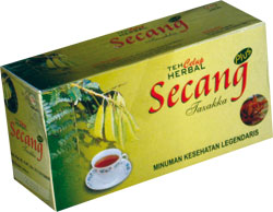 Teh Celup Secang -Graha Herbal-