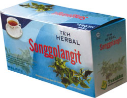 Teh Celup Herbal Songgolangit