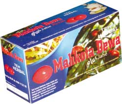 Teh Celup Herbal Mahkota Dewa